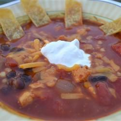Herdez Red Guajillo Chile Chicken Tortilla Soup