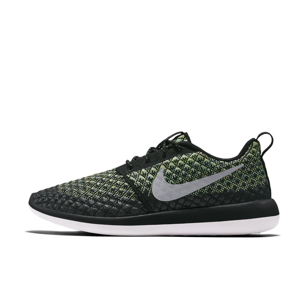 a0c49e744387 Nike Roshe Two Flyknit 365 Men s Shoe Size 11.5 (Yellow) - Clearance Sale