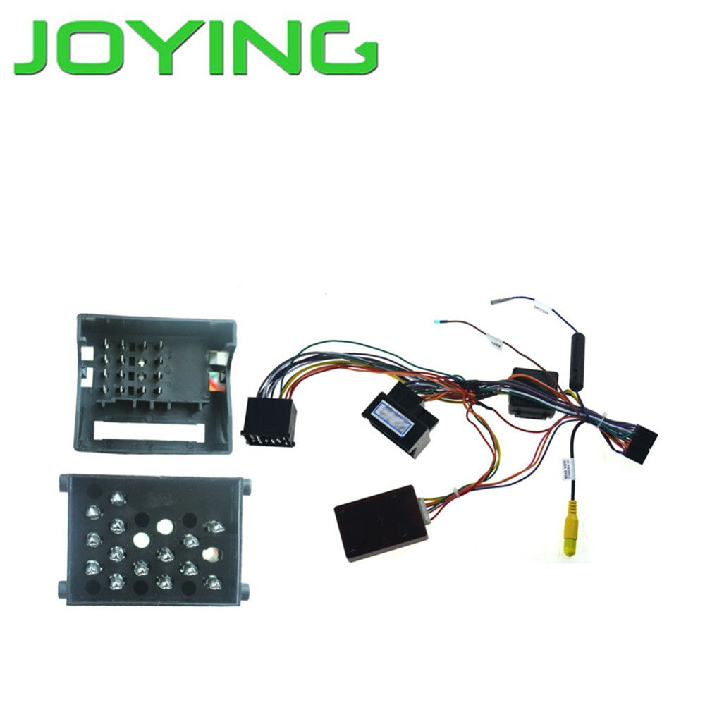 Harness Wiring Cable For Bmw E46 In Dash Android Joying Car Stereo Tomtom Link 300 Diagram Radio Head Unit