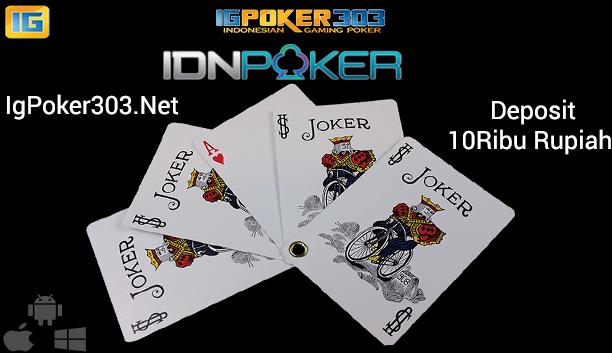 Pin by IGBET303 on IgPoker303 Agen Poker Online IDN