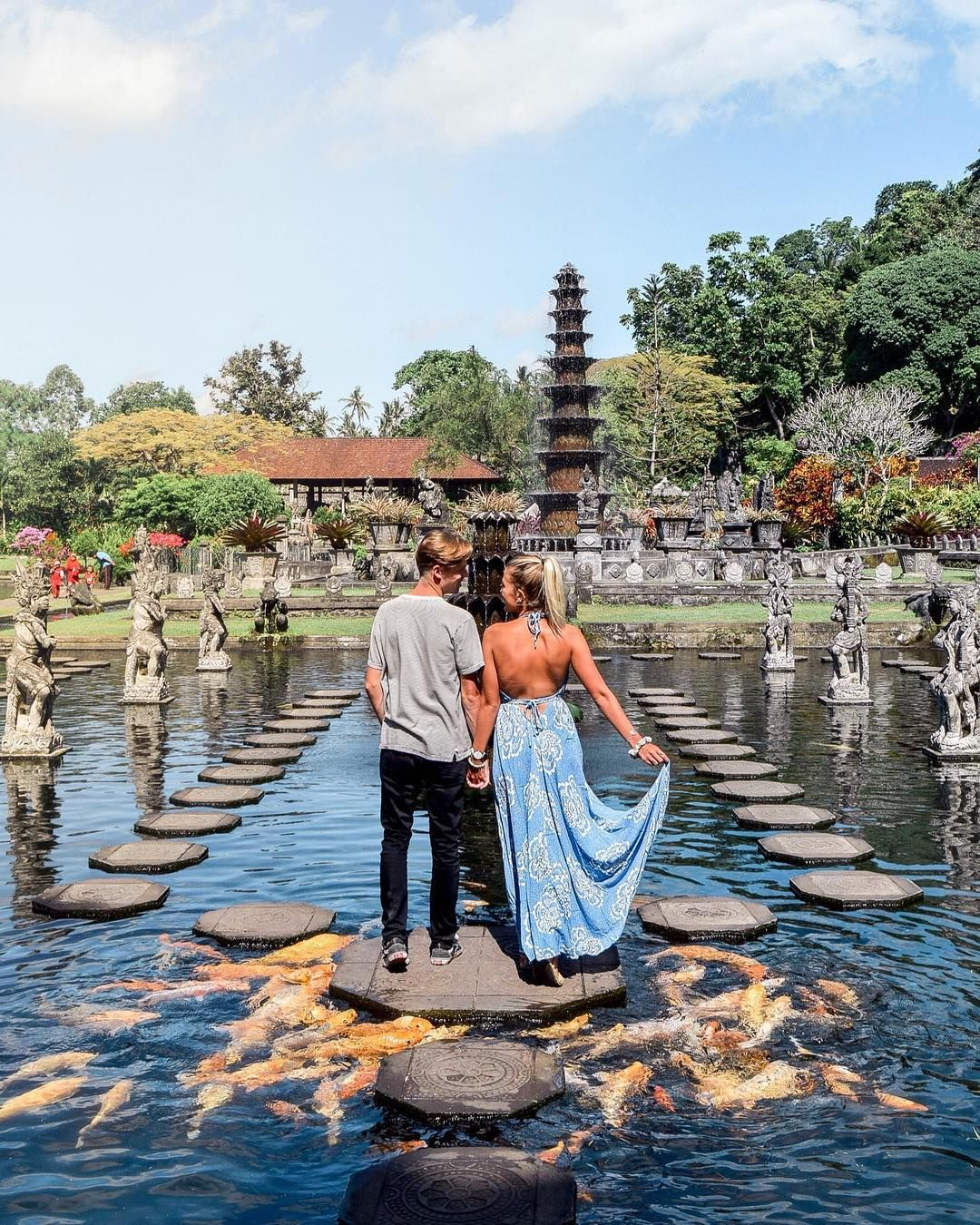 Tirta Gangga Royal Water Garden: Best Bali Instagram Spots - The Ultimate Guide