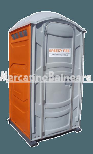 Cabina Wc Chimico Con Lavandino Cabina Servizi Igienici Serbatoio