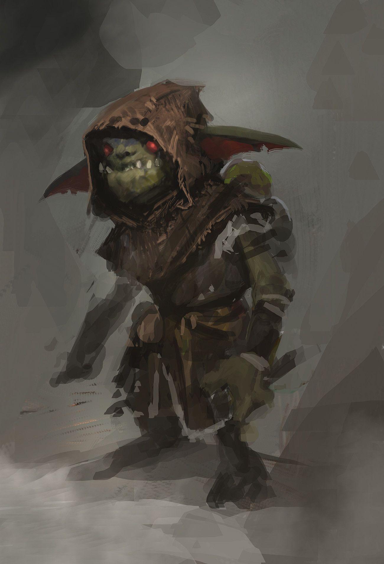 20+ Fantasy goblins ideas in 2021