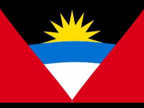 Himno Nacional de Antigua y Barbuda//Antigua and Barbuda Anthem - YouTube
