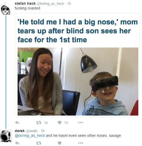 This kid goin places