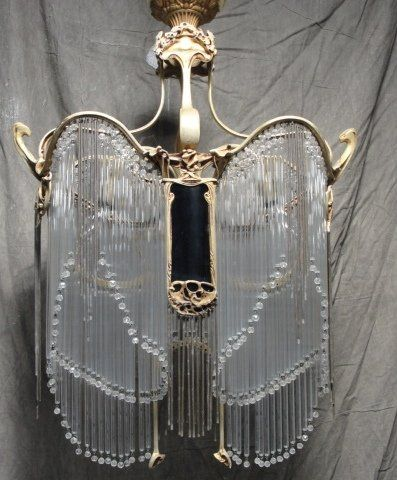 123 signed hector guimard art nouveau gilt bronze and on 123 signed hector guimard art nouveau gilt bronze and lot 123 aloadofball Image collections