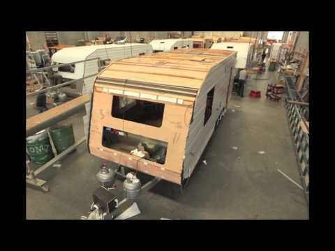 how to build your own caravan park