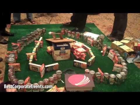 32+ Canned food mini golf viral