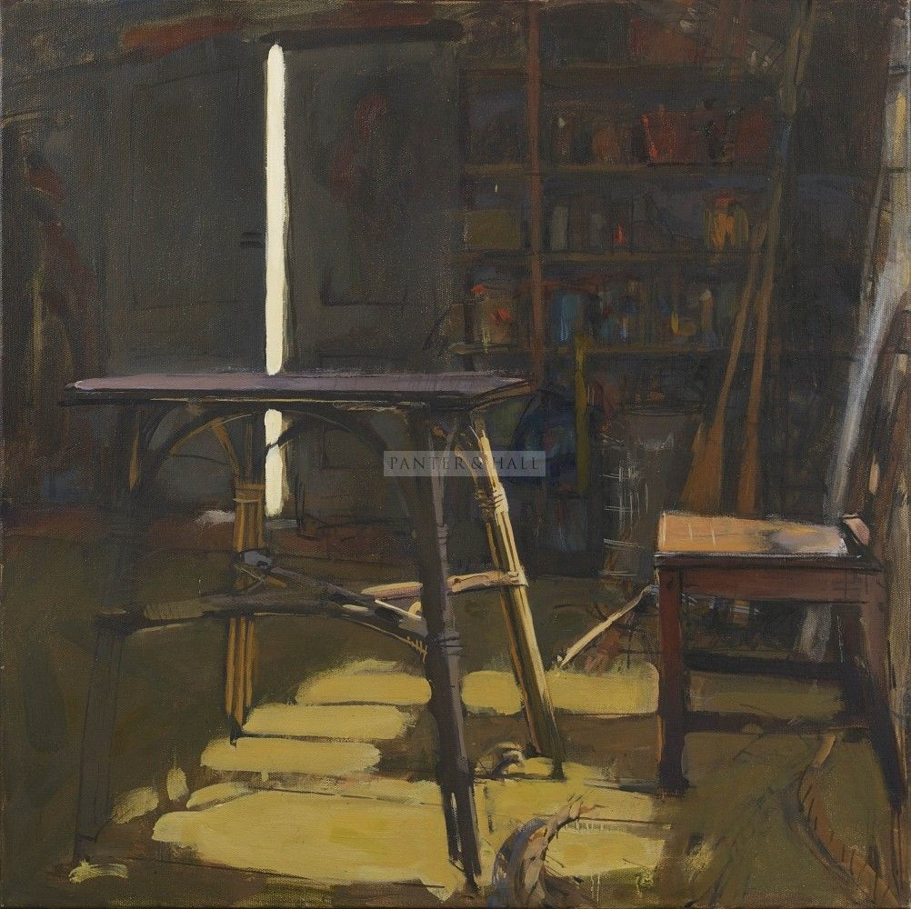 Richard Sowman Cane Table