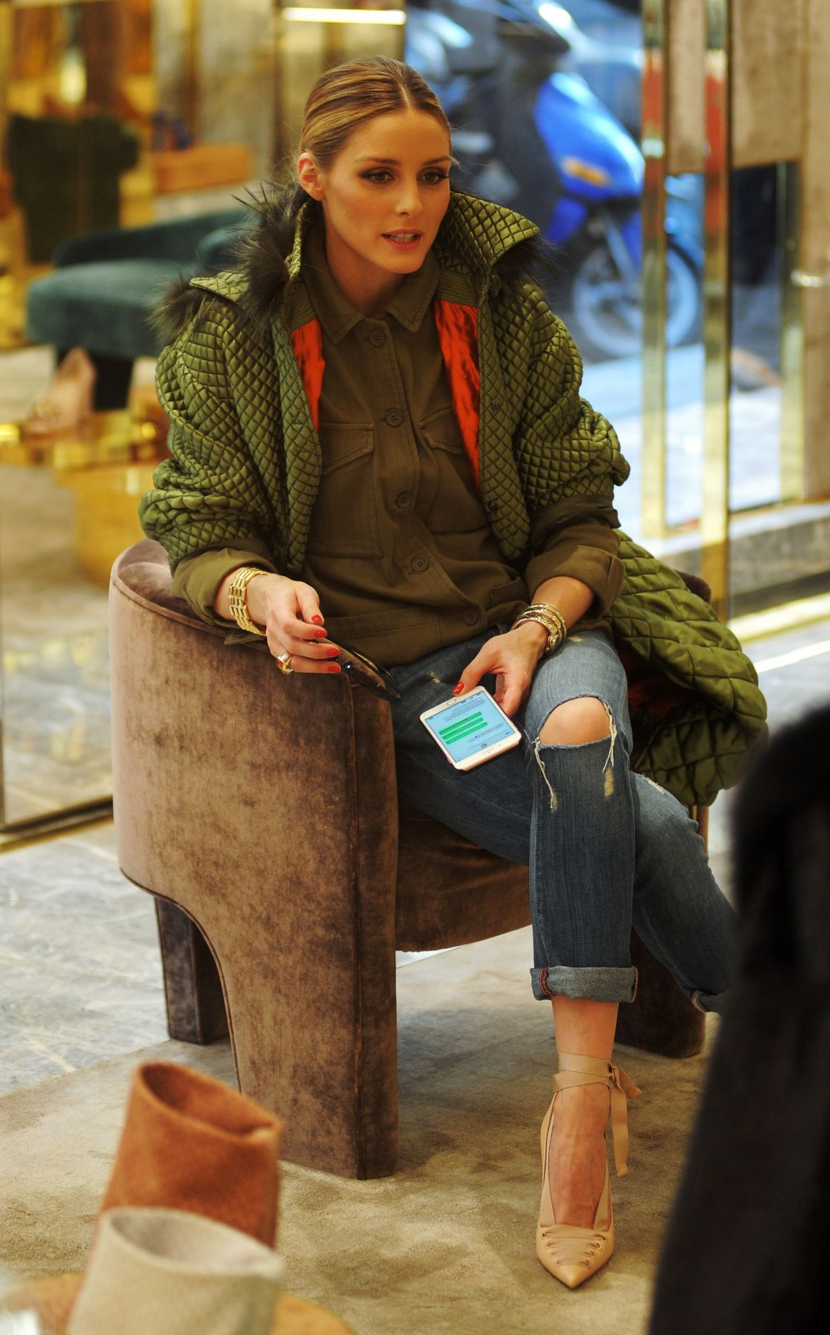 25 all time best pictures of olivia palermo style and fashion - Olivia Palermo Out Shopping In Milan 02 25 2017