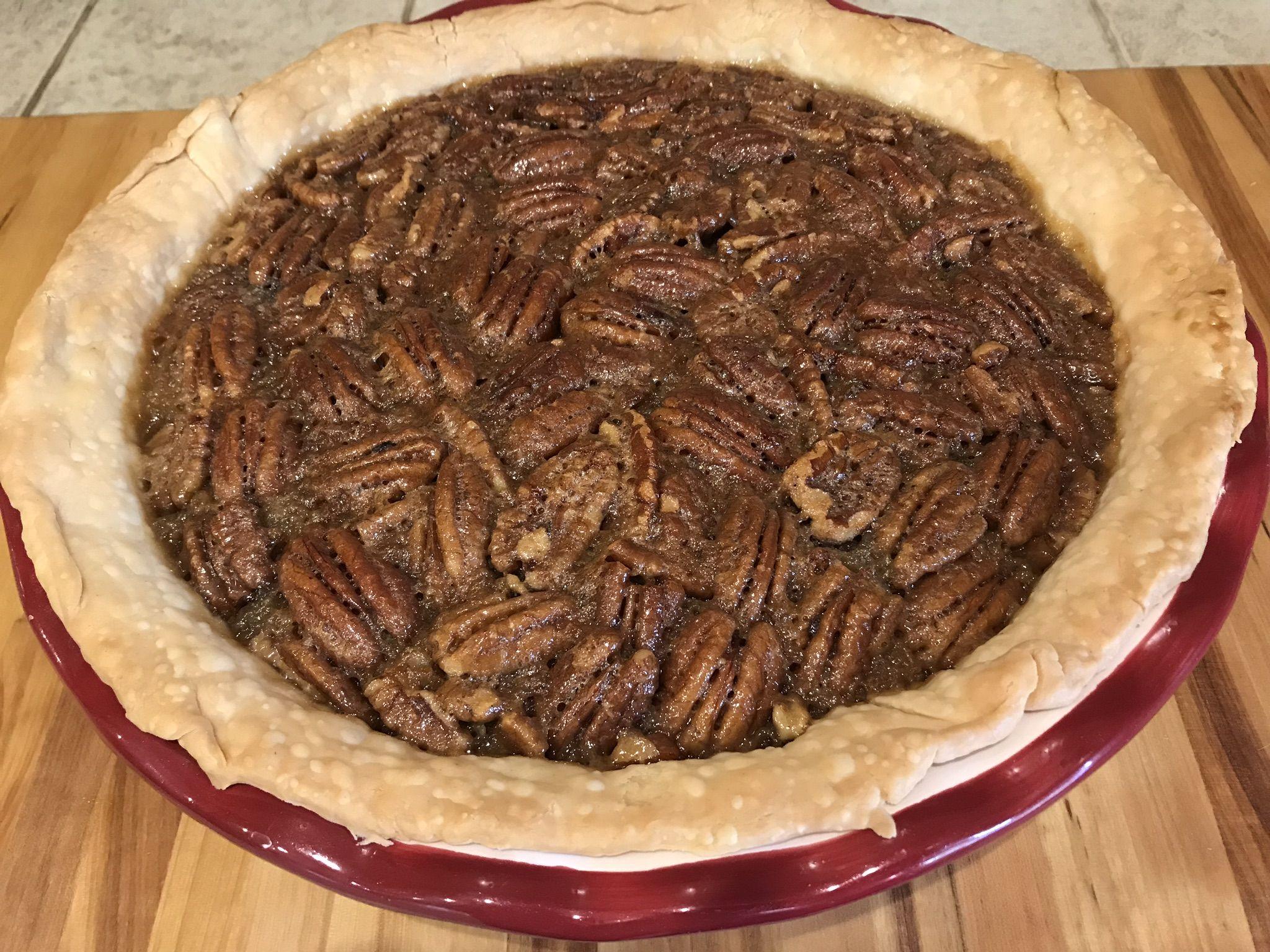 Favorite bourbon pecan pie recipe in 2020 pecan pie