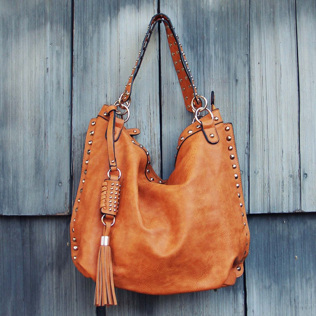 The Joey Studded Tote, Sweet Studded Totes from Spool 72. | Spool No.72