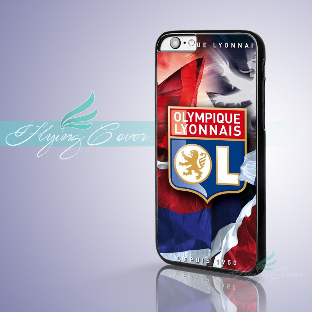 coque olympique lyonnais ol lyon phone cases for iphone 7 6s 6 5s se 5c 5 4s 4 7 plus case for. Black Bedroom Furniture Sets. Home Design Ideas
