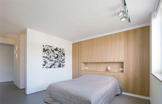 ::BEDROOMS:: Plantage Kerklaan residence by Hofman Dujardin