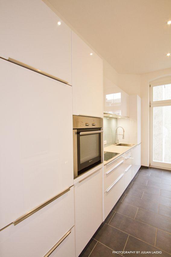 Berlin, Küche, Einrichtungsplanung, Einrichtung, Möbel, interor - küche fliesen boden
