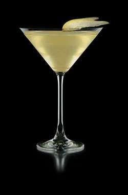 Asian Pear Martini Drink Recipe