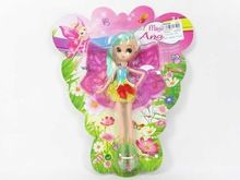 Blister fairy doll 8inch doll set with EN71 HR4040 ASTM approval