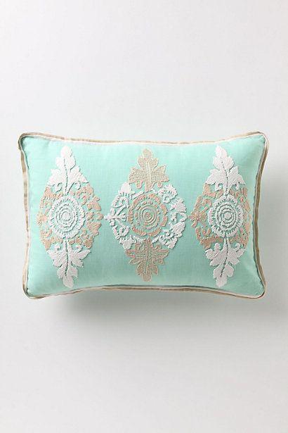 anthropologie dusky blooms pillow products i love hus. Black Bedroom Furniture Sets. Home Design Ideas