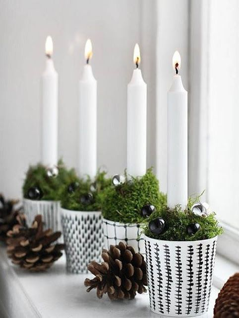 50 candle advent 33 the most alluring diy scandinavian christmas decoration ideas solutioingenieria Gallery
