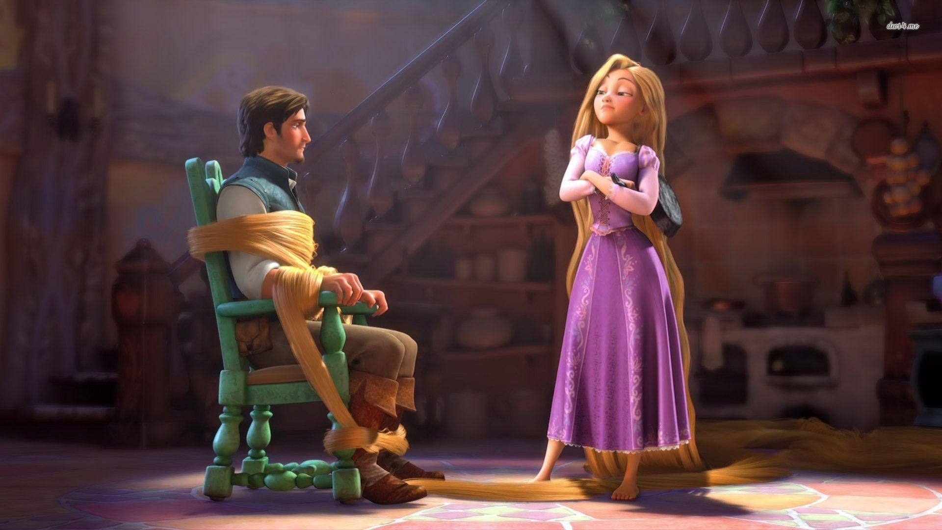 Rapunzel Tangled HD desktop wallpaper : Widescreen : High ...