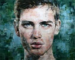 Billedresultat for painted portrait