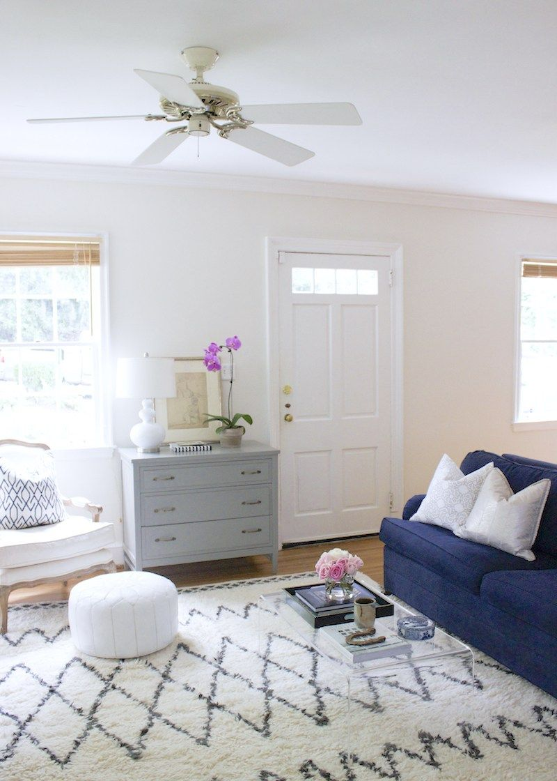 How To Decorate When Your Front Door Opens Into Your Living Room Blue Door Living Livingroom Layout Living Room Remodel Living Room Color #no #entryway #living #room