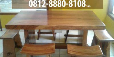 Meja Jati Kecil Harga Furniture Minimalis Cara Membuat Meja Kayu