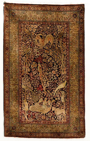 Lauritz Com Oriental Rug Theme Auction Jozan Rugs Oriental Rug Antique Carpets