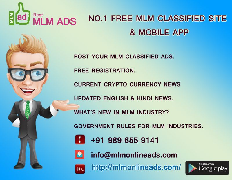 Post free classifieds, Post Free mlm classifieds  Get daily news