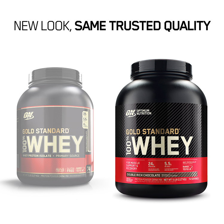 Optimum Nutrition Gold Standard 100 Whey Protein Optimum Nutrition Optimum Nutrition Gold Standard 100 Whey Protein
