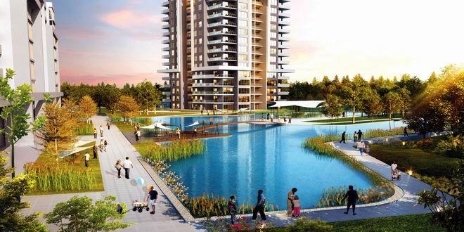 """Ankara'da en fazla konut satışının gerçekleştiği Keçiören, yeni gelişim bölgesi Ovacık'ta birbiri ardına yükselen modern inşaat projeleri ile de Başkent'in modern yaşam merkezi olmayı hedefliyor. Ovacık'ın en büyük projesi Northland'in Onursal Başkanı Ali Yetkinşekerci, """"Projemiz Keçiören'in marka değerini yükseltmekle kalmayacak, Ankara'nın da vitrini olacak"""" dedi. TÜİK verilerine göre Ankara'da Ağustos ayında da en fazla konut ..."""