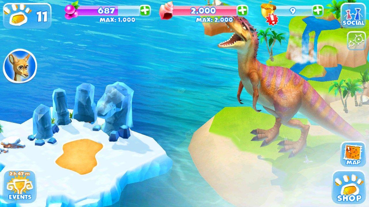 Ice Age Adventures