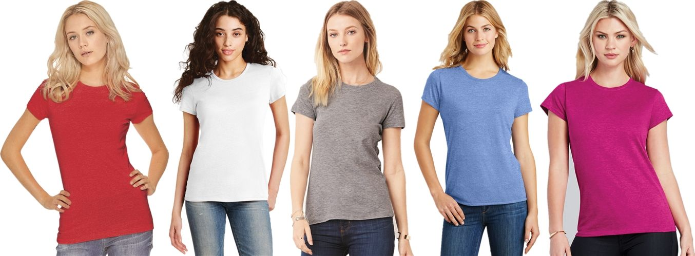 Top 5 Best Selling T Shirts for Women from NYFifth