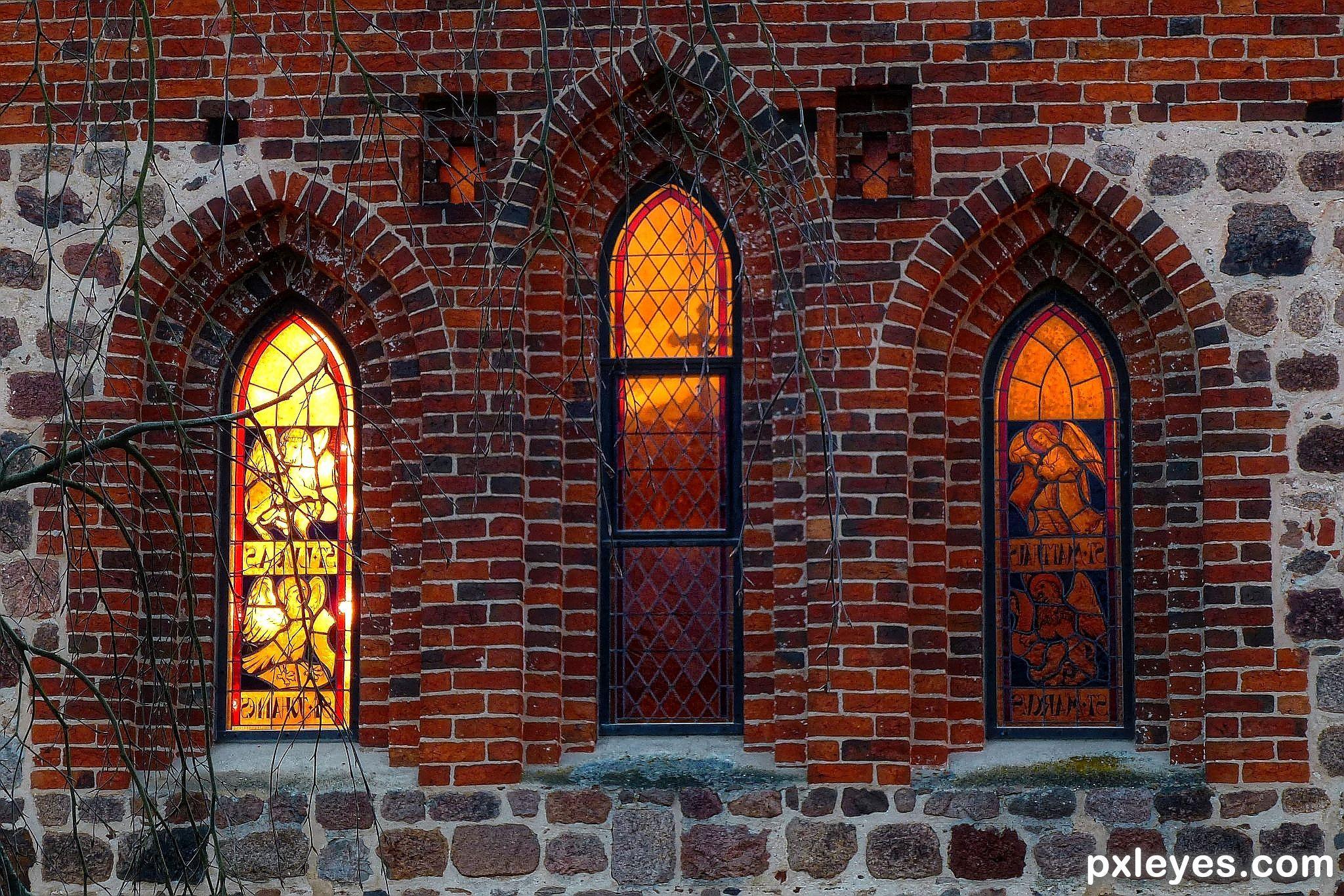 Kirche Dotlingen Niedersachsen
