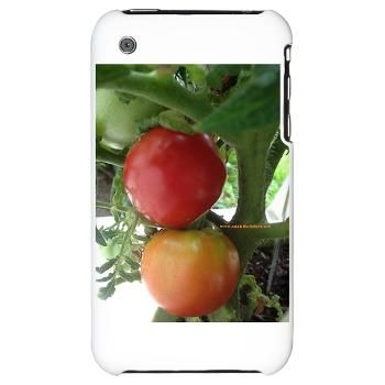 Sunisthefuture-Tomato iPhone3 Case at Sunshine Online Store (www.sunisthefuture.com). Simply click on the image twice to get to the store, then select the desired design to order the item. Enjoy!