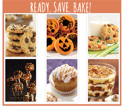 I created my perfect fall dessert menu board with all my favorite brands!