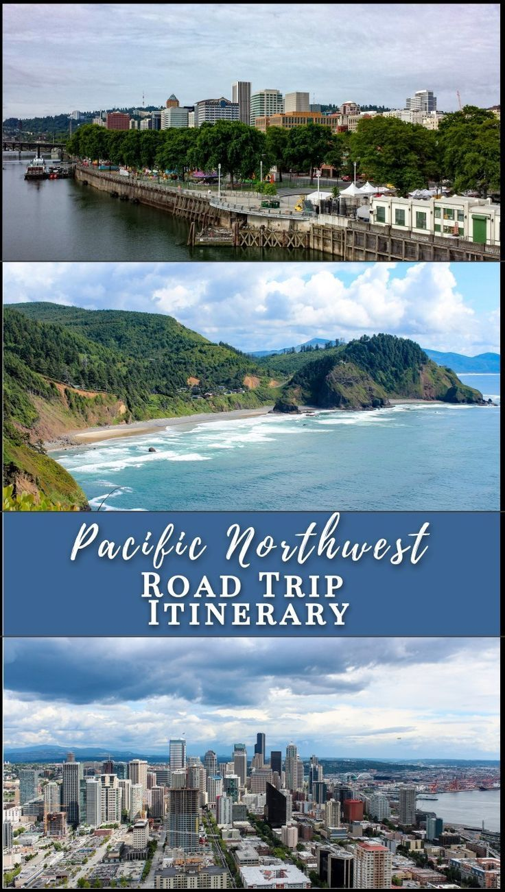Pacific Northwest Roadtrip Itinerary - Hit The Road Jacki