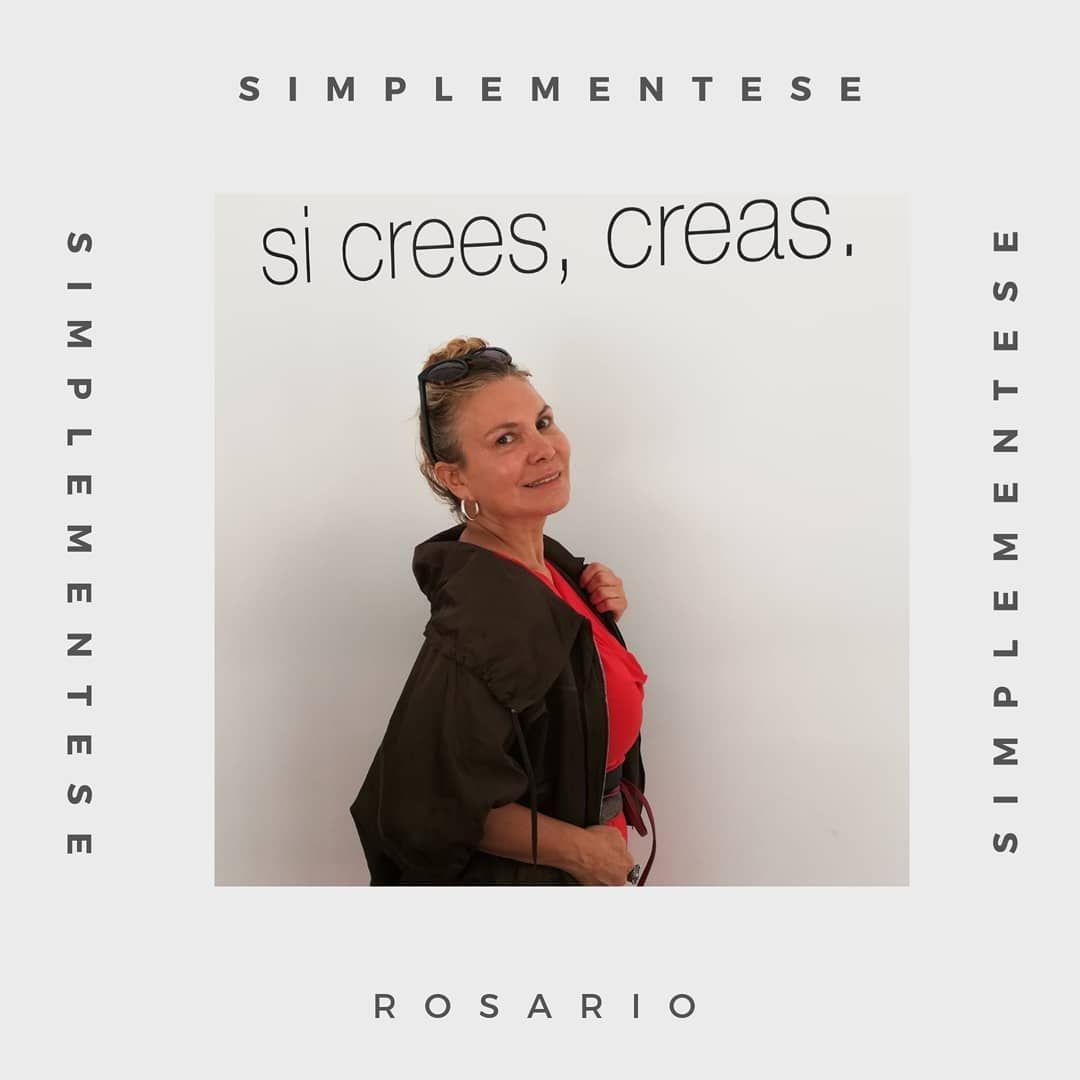 Hola a todos!!✨ Mi nombre es Rosario. @bailaconrosario, @rosa.ioparra En Simplementese, haceros feli...
