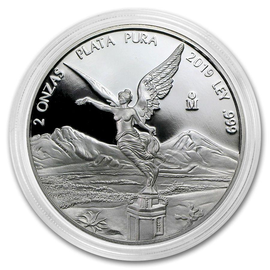 Mexico 2017 Libertad Zodiacs 1 Oz Gilded 999 Silver Coin