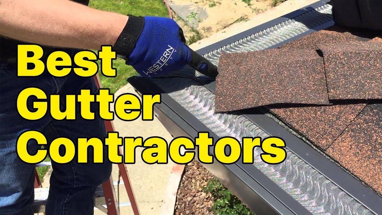 Pin By Eva Bolso On Gutterroofofkansascity Com Gutter Repair Gutter Leaf Guard Seamless Gutters