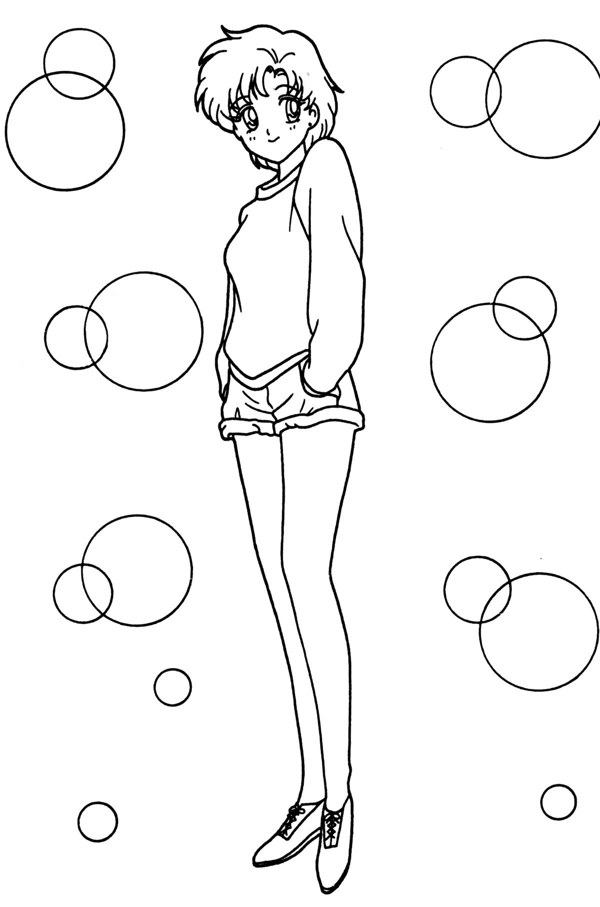 Pin de Patricia Iannone en Manga - Sailor Moon | Pinterest