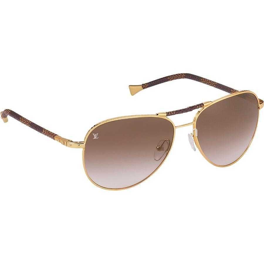 9a60facf4053 Men Louis Vuitton Conspiration Pilote Canvas-Gold Louis Vuitton LV-Z0202U