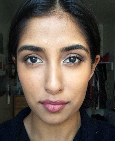 finished face  eye makeup basic eye makeup everyday eye