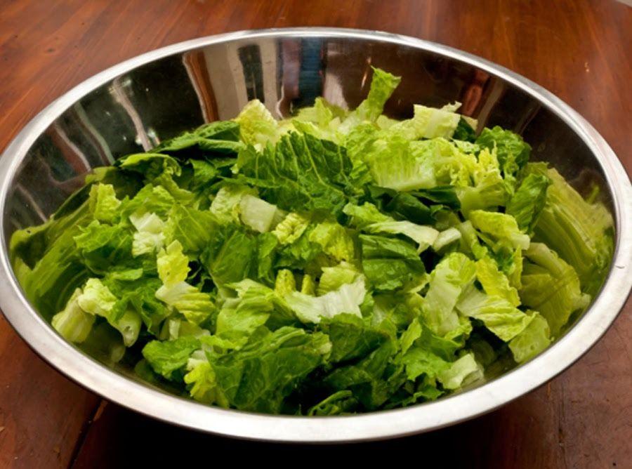 Caesar Cardini Salad | Recipe | How to make salad, Salad ...