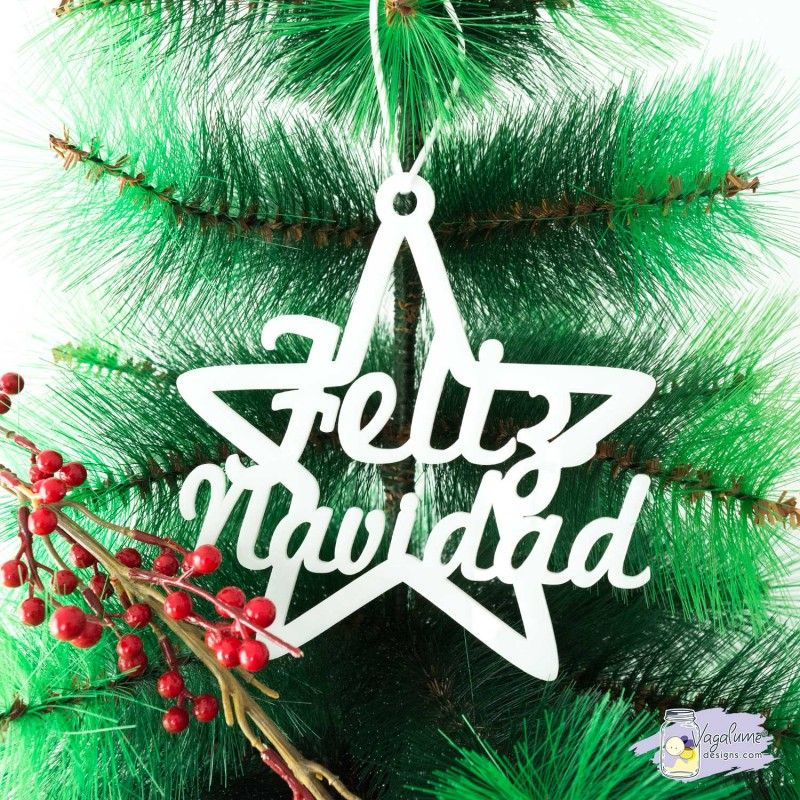 Feliz Navidad árboles Adorno IDEAL PARA TARJETAS /& MANUALIDADES