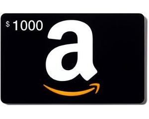 1 300 Amazon Gift Card Amazon Gift Cards Gift Card Specials Best Gift Cards