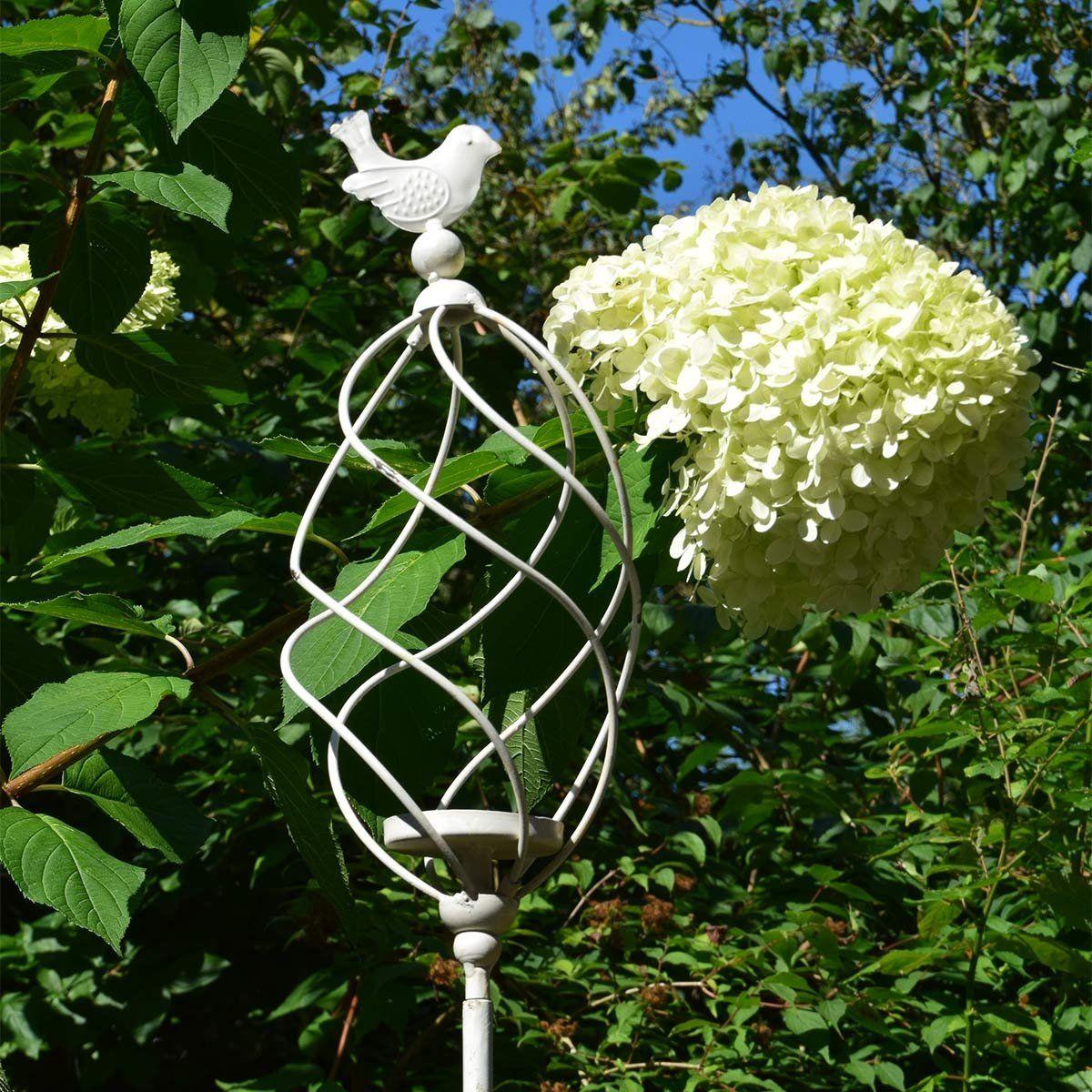 Gartenstab Corby Shop Landhaus Look Garten Deko Landhaus Dekoration Landhausstil