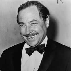 Tennessee Williams On February 25, 1983, Williams was found dead in his suite at the Elysee Hotel in New York at age 71. The medical examiner's report indicated that he choked to death on the cap from a bottle of eye drops he frequently used, further indicating that his use of drugs and alcohol may have contributed to his death by suppressing his gag reflex.