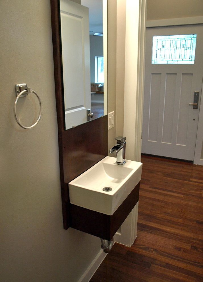 Small Powder Room Ideas small powder room sinks bathroom transitional with none | ideas