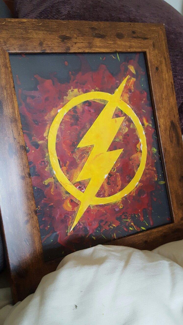 Superhero Paintings Easy Canvas